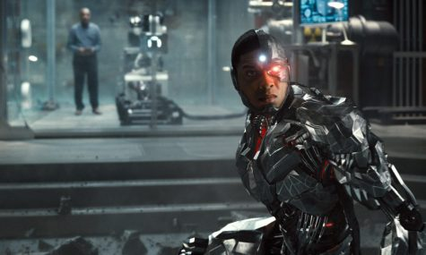 """Cyborg in """"Zack Snyder's Justice League"""" Image Credit: HBO Max"""